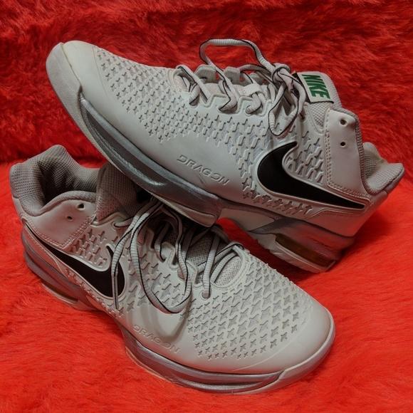 lowest price 2591b f3bc9 Nike Air Max White Cage Dragon Womens Tennis Shoes.  M 5ae9140200450f618dfad808